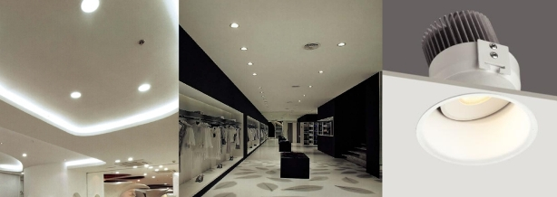 BEST DOWNLIGHTS WITH THE SAFETY AND COMFORT OF LIFE