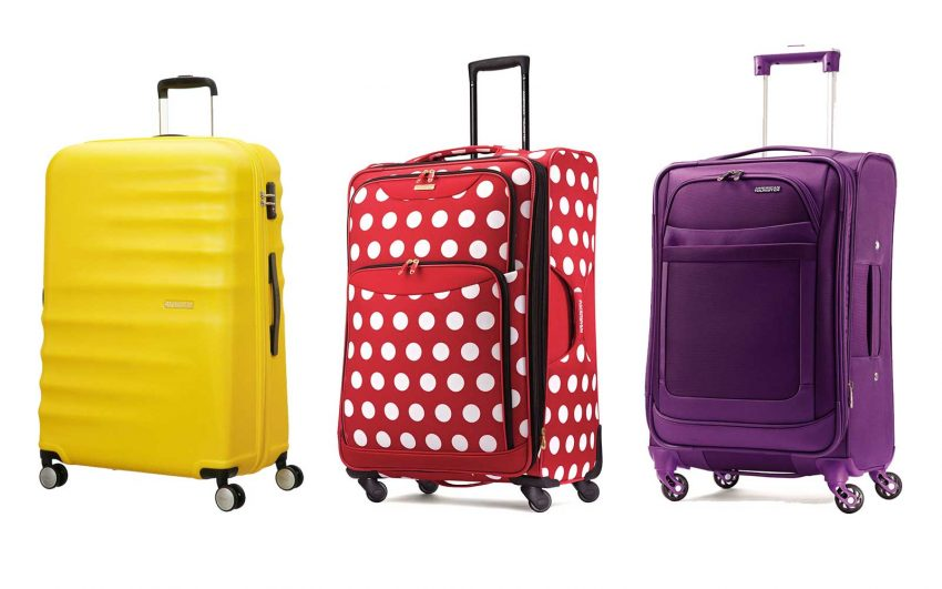 Buy the Trendiest Affordable Suitcases